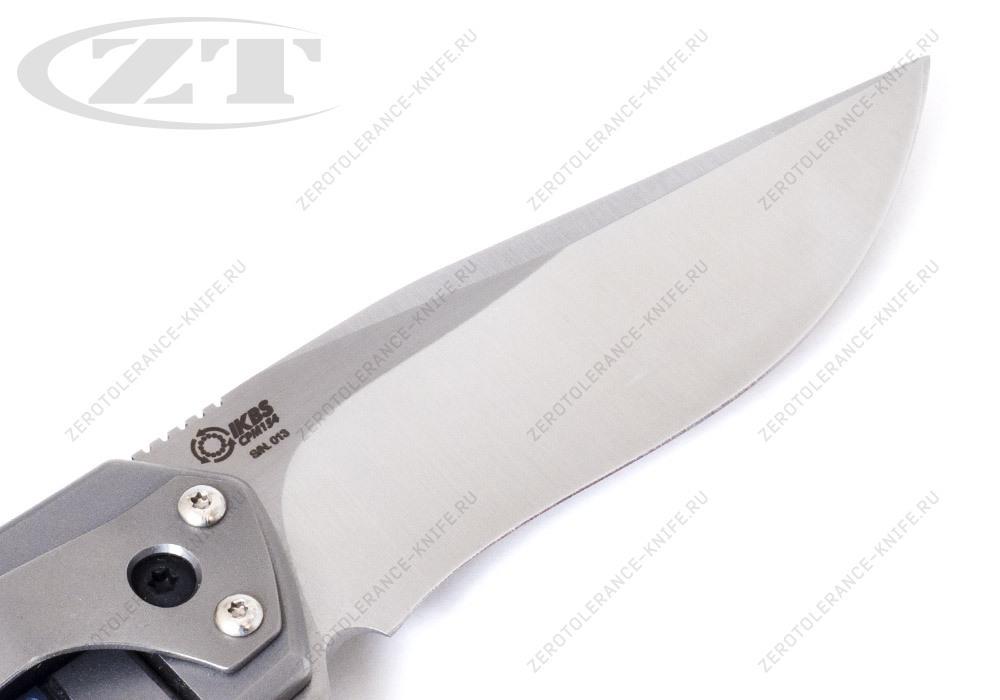Нож Lahar Small Tim Galyean - фотография