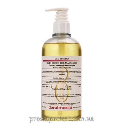 Dorabruschi estetica olio base da massaggio - База для массажа, линия Estetica corpo