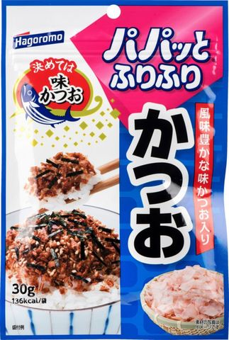 Приправа Хагоромо для риса со вкусом тунца HAGOROMO