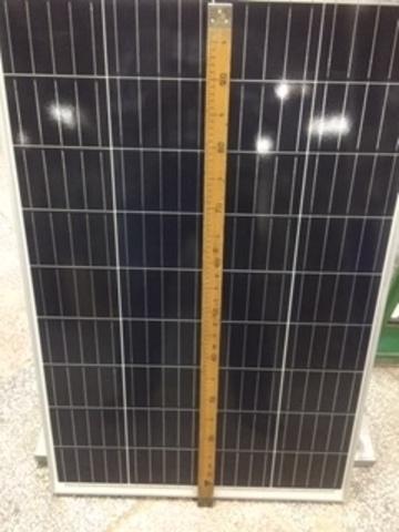 Солнечный модуль 100 Вт