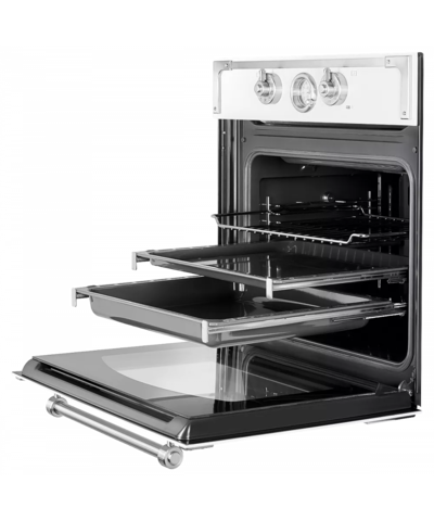 Духовой шкаф Kuppersberg RC 699 W Silver