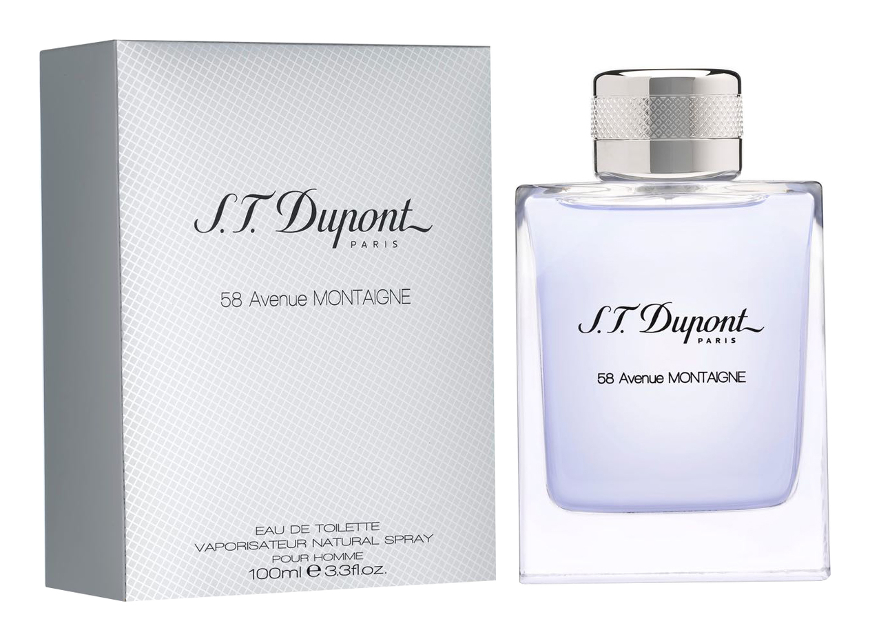 Dupont 58 Avenue Montaigne Pour Homme EDT