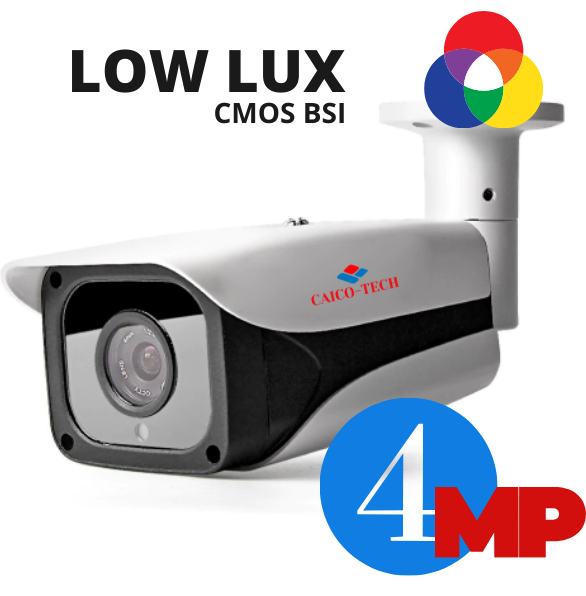 Уличная видеокамера CAICO TECH AHD 4 Mp FY- 401