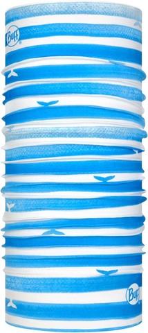 Многофункциональная бандана-труба Buff Original Wave Blue фото 1