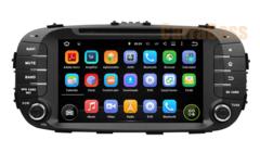 Магнитола  Kia Soul 2014-2018 Android 9.1  IPS DSP модель KD-8042-PX5