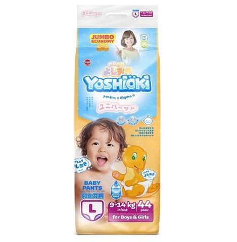 Трусики Yoshioki L (9-14 кг) 44 шт/уп