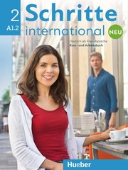 Schritte international Neu 2  Digital KB und AB mit int. Audio- und Video und interaktiven Übungen