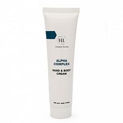 Holy Land Alpha Complex Multifruit System Hand & Body Cream - Крем для рук и тела 100 мл