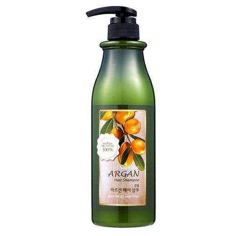 Шампунь для волос с аргановым маслом WELCOS