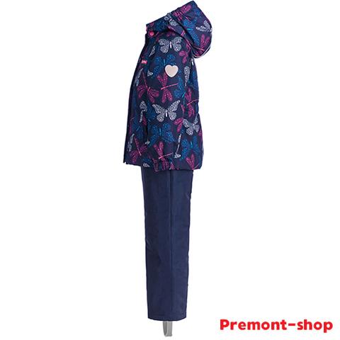 Комплект Premont для девочек Бабочки Вуда