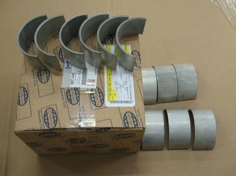 Вкладыши шатунные коленчатого вала, 1-ый ремонтный размер / KIT, BEARING АРТ: 997-045