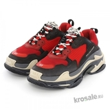 Кроссовки Balenciaga Triple S Red/Black