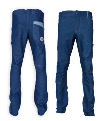 Брюки для скалолазания Hi-Gears Mega Bould Summer Series jeans blue (синие джинсы)