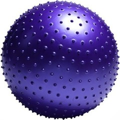 Yoqa-pilates topu \ Мяч для йога-пилатеса \ Yoga-pilates ball 85 sm purple