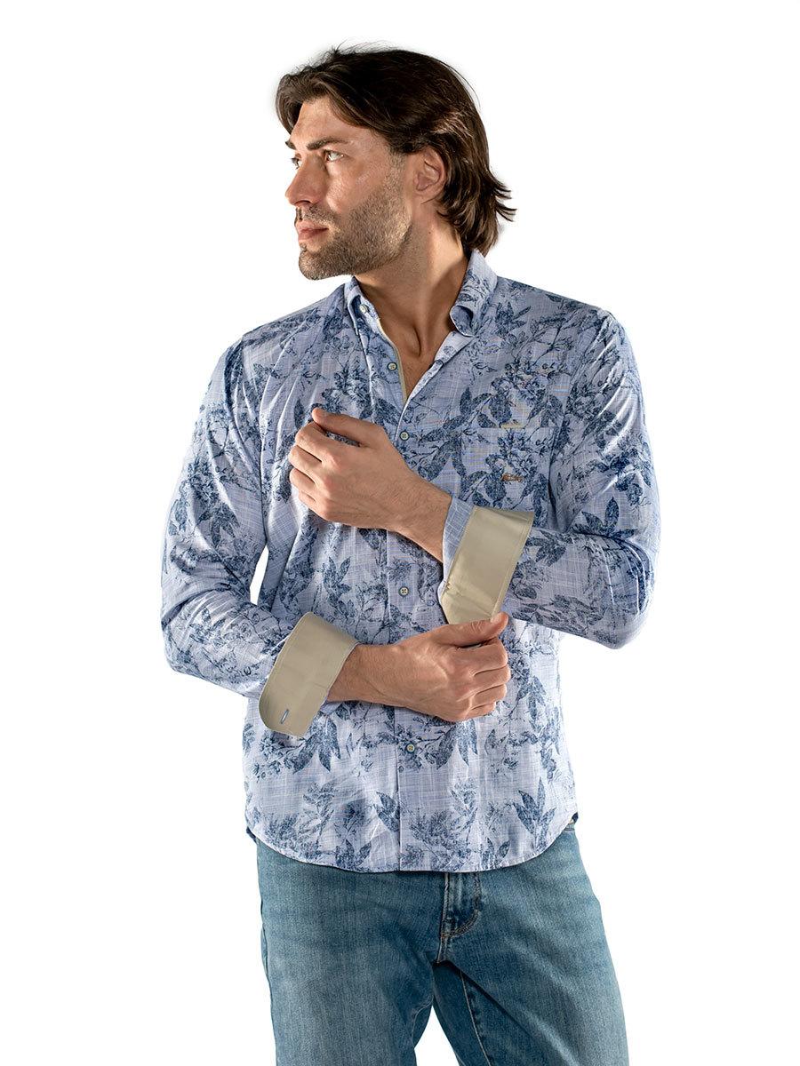 Dario Beltran рубашка Hueneja 3VG 1260