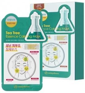 Тканевые Маска тканевая для лица чайное дерево MIJIN  Skin Planet Tea Tree Essence Calming Mask 26гр. 185c3856186882c433deb4db6386caa8.jpg
