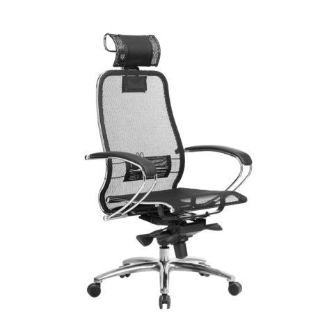Кресло руководителя SAMURAI S-2.04 (Метта)