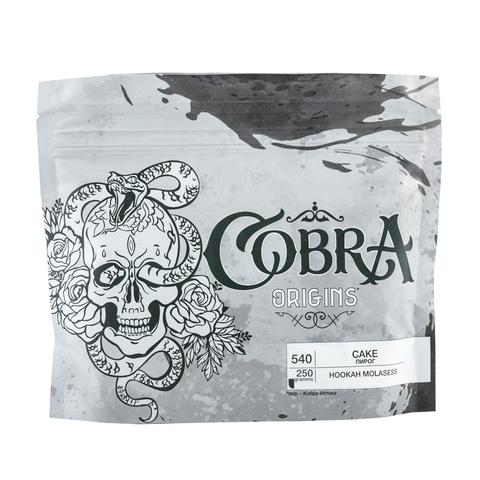 Табак Cobra Origins Cake 250 гр