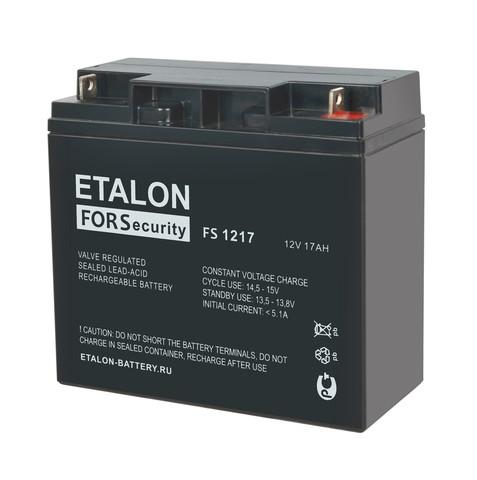 Аккумулятор ETALON FS 1217