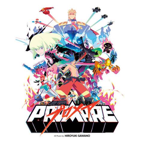 OST – Promare (Hiroyuki Sawano)