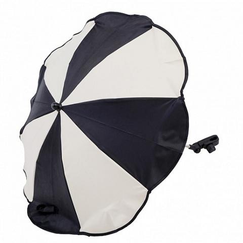 AL7001 Altabebe Зонтик для коляски (Black/Beige)