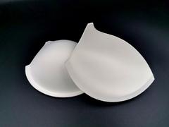 Чашки, с уступом под бретель, пуш-ап, молоко, (Арт: АС50-004.85В), 70Е, 75D, 80C, 85B, 90A