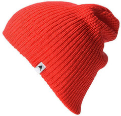 Шапка Burton All Day Lng Beanie Flame Scarlet