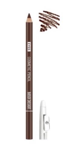 BelorDesign Карандаш контурный PARTY для глаз тон № 2 коричневый