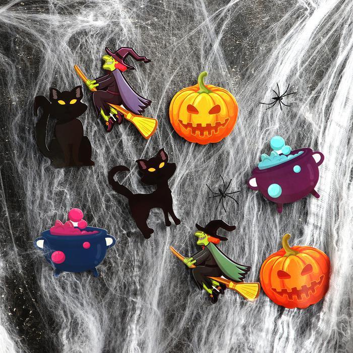 Карнавальный набор «Ведьма»,паутина, декор фото № 2