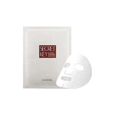 Starting Treatment Essential Mask Pack