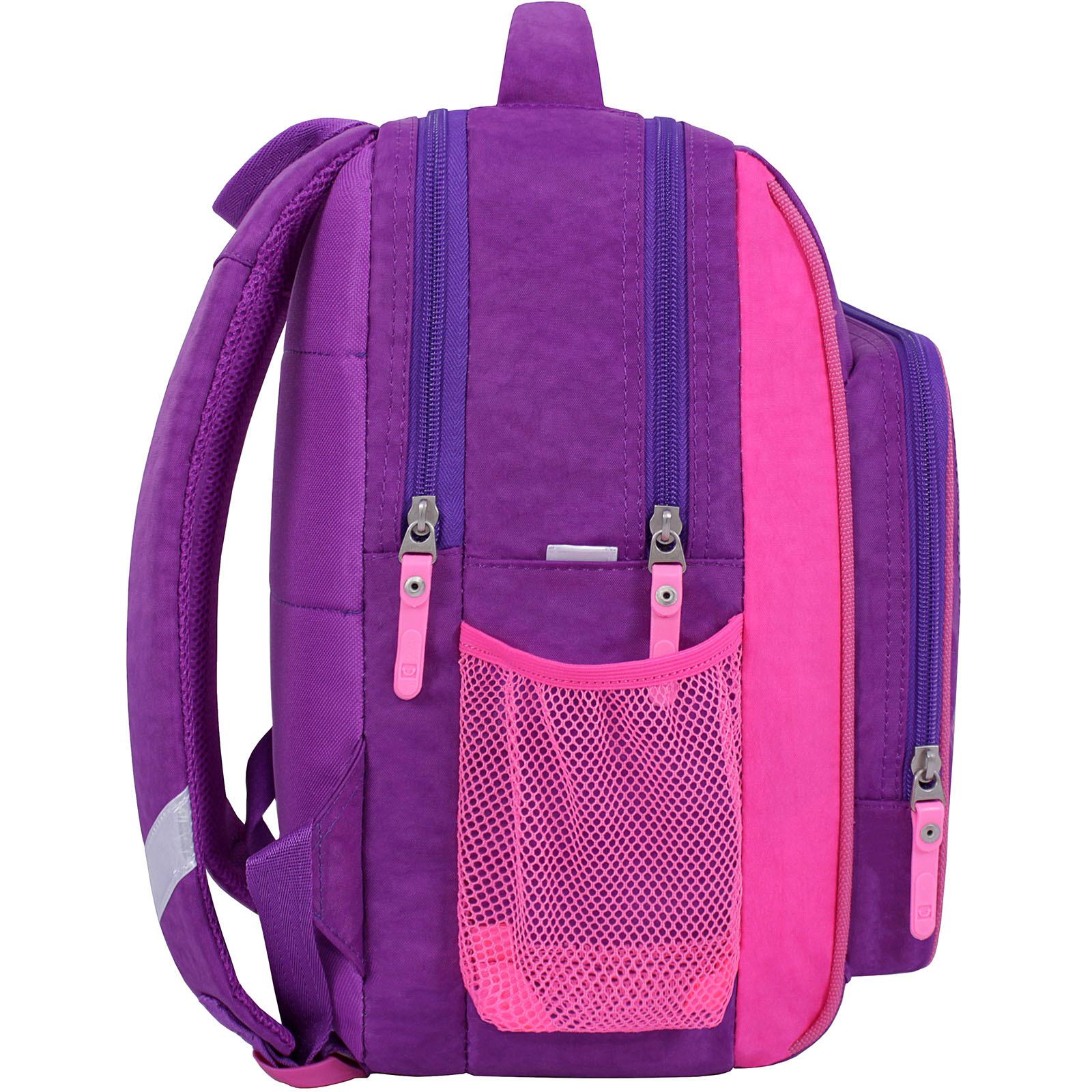 Рюкзак школьный Bagland Школьник 8 л. Фиолетовый 596 (00112702) фото 2