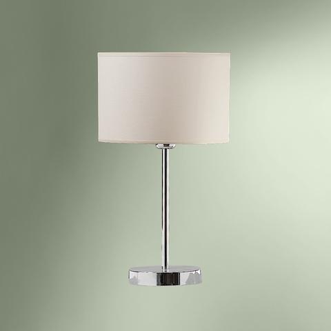 Настольная лампа с абажуром 240-502/13751 ЛИДЕР