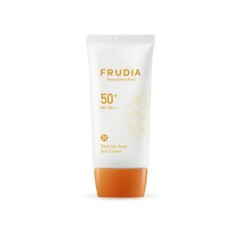 FRUDIA Солнцезащитная тональная крем-основа SPF50+/PA+++ / Tone Up Base Sun Cream (50г)