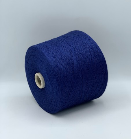 Бобинная пряжа Sudwollgroup (пр.Германия), art.JAWALAN , 1600 м/100гр,100% меринос,  цвет-Синий , арт-10306