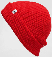 Шапка Burton All Day Lng Beanie Flame Scarlet - 2