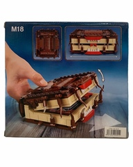 Конструктор M18 Гарри Поттер чудовищная книга,326дет