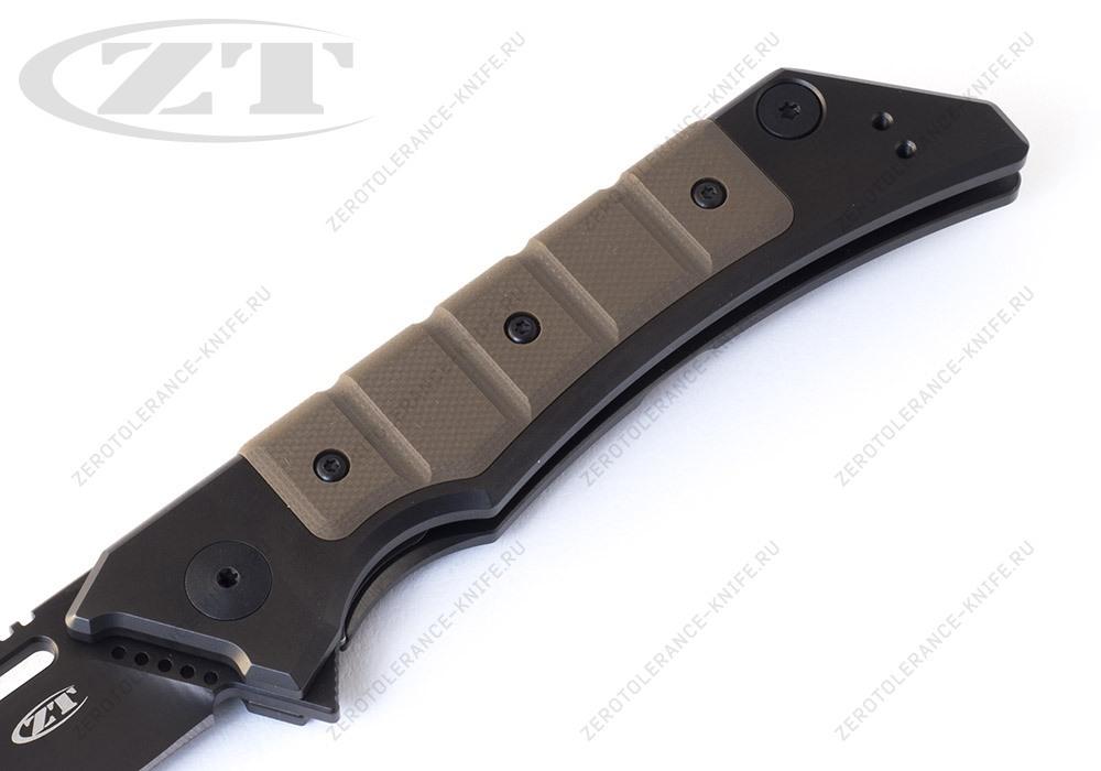 Нож Zero Tolerance 0223 Galyean - фотография