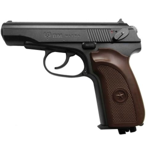 Пневматический пистолет Umarex PM Ultra Blowback (Пистолет Макарова)