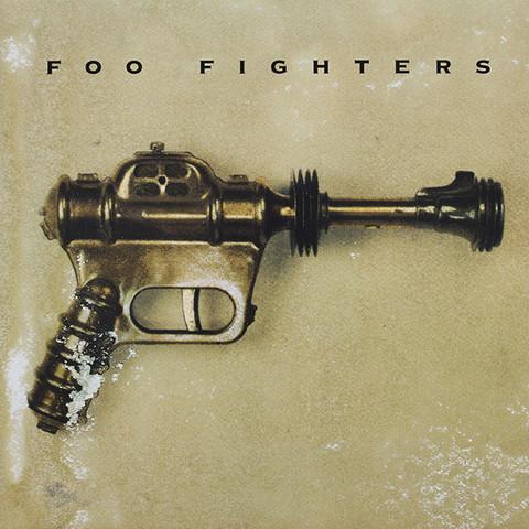 Виниловая пластинка. Foo Fighters - Foo Fighters