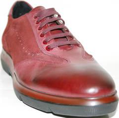 Классические мужские туфли спортивного стиля Bellini 12906-Sport Rad