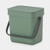 Ведро для мусора SORT&GO 3 л, артикул 129865, производитель - Brabantia