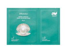 JMsolution Marine Luminous Pearl Modeling Mask Альгинатная маска с экстрактом жемчуга