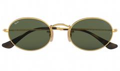 Oval Flat Lenses RB 3547N 001