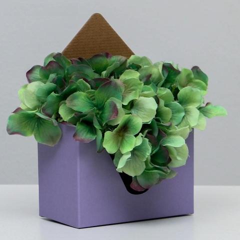 Коробка-письмо «Цветочная симфония»