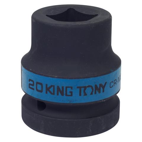 KING TONY (851420M) Головка торцевая ударная четырехгранная 1