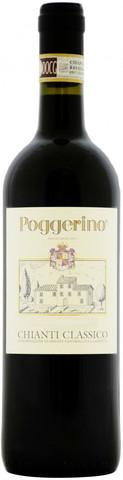 Вино Poggerino, Chianti Classico DOCG, 0.75 л