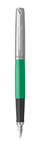 Ручка-роллер Parker Jotter ORIGINALS GREEN CT ( чернила черные), стержень: F В БИЛСТЕРЕ123