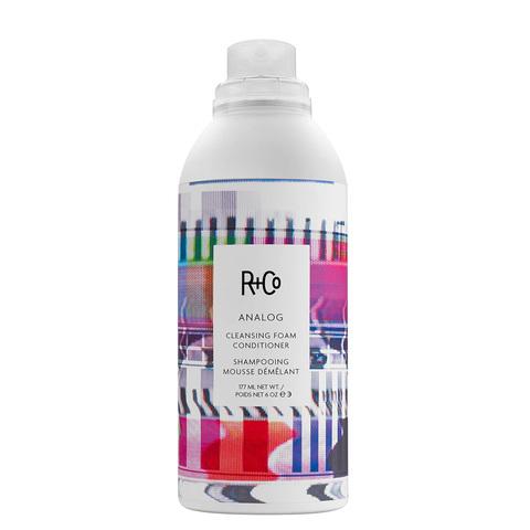 R+Co Очищающая пена-кондиционер (ко-вошинг) аналог Analog Cleansing Foam Conditioner