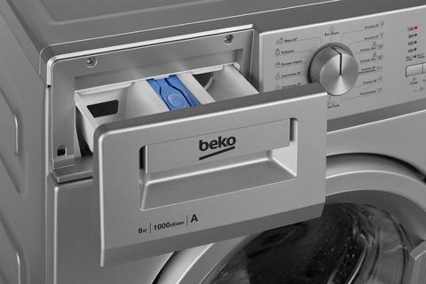Стиральная машина Beko WRE65P1BSS