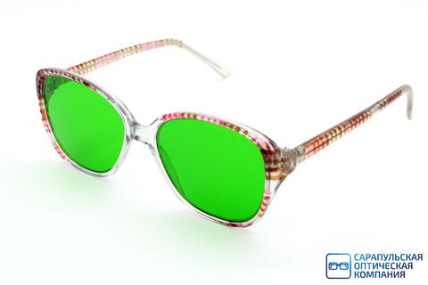 Очки противоглаукомные VIZZINI V0012 R42